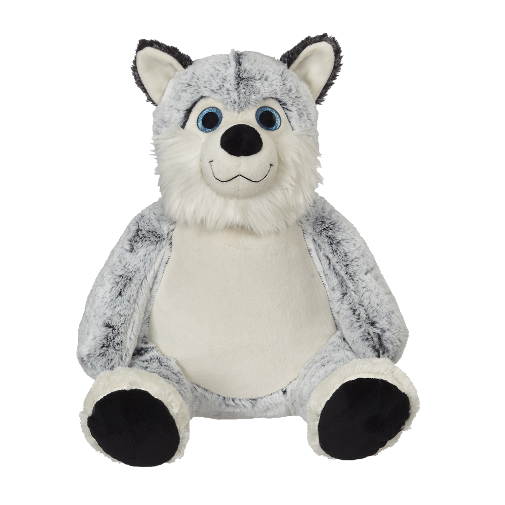 Horatio Husky Buddy from Embroider Buddy®