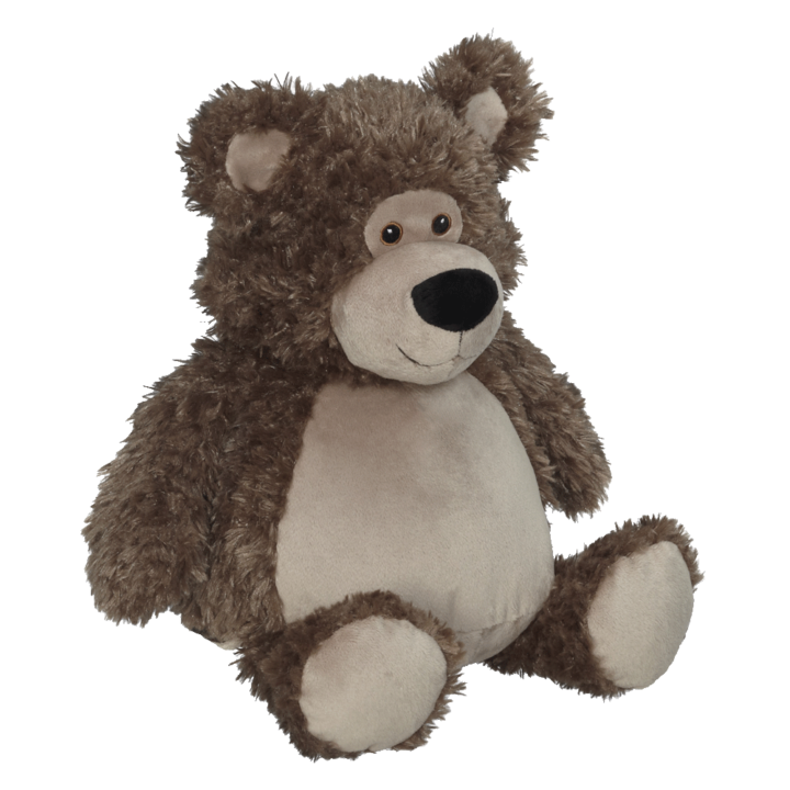 Bobby Buddy Bear, brown