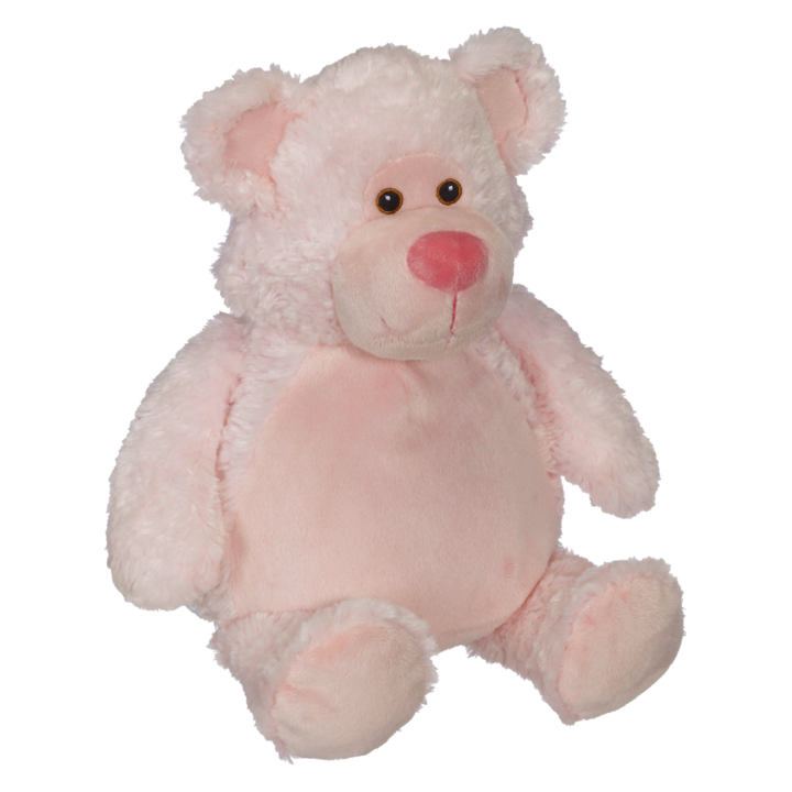 Bobby Buddy Bear, pink