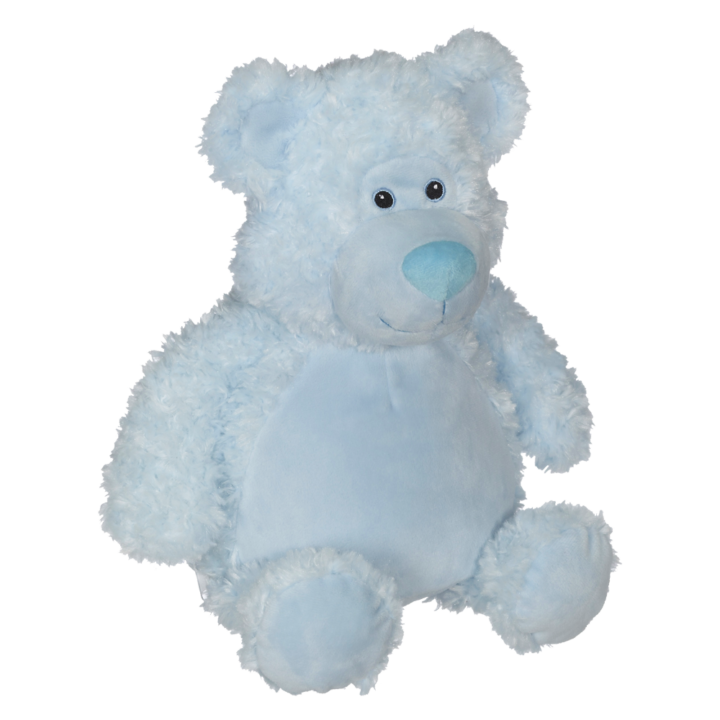 Bobby Buddy Bear, blue