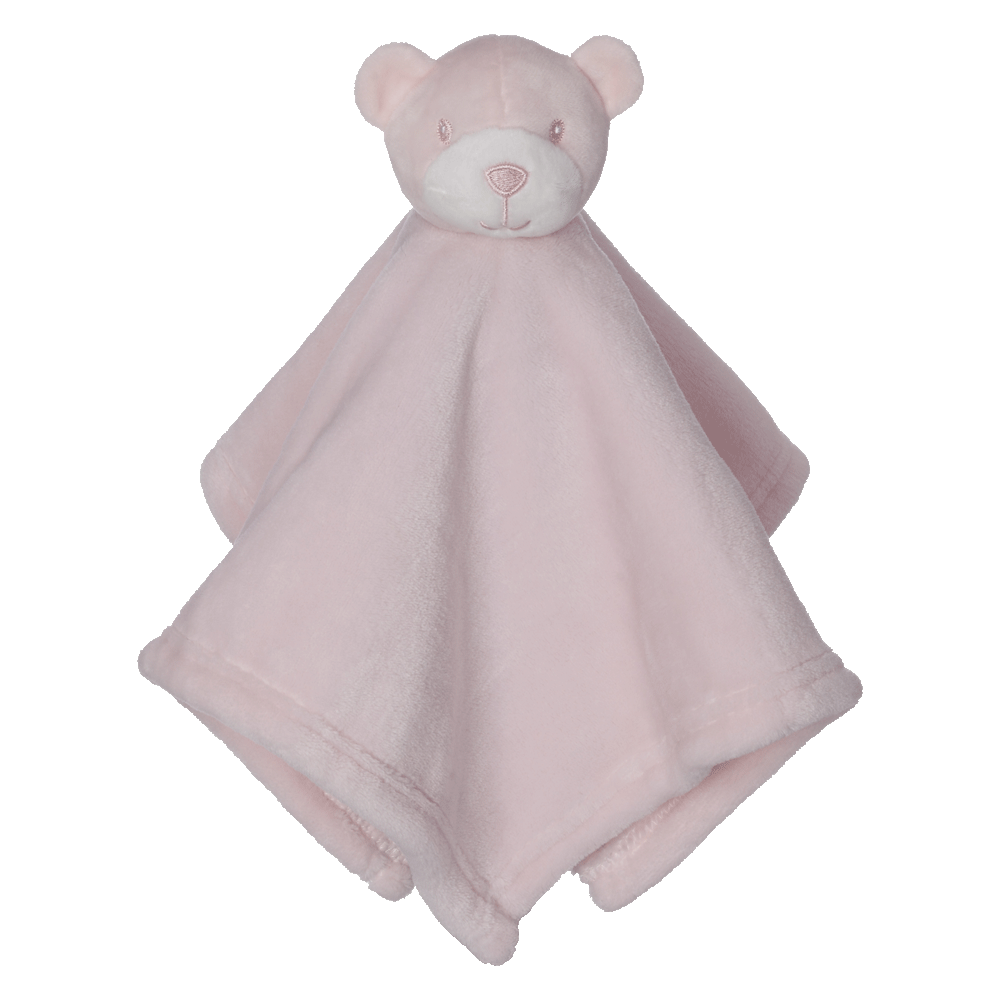 Mini Bear Blankey Buddy,Pink