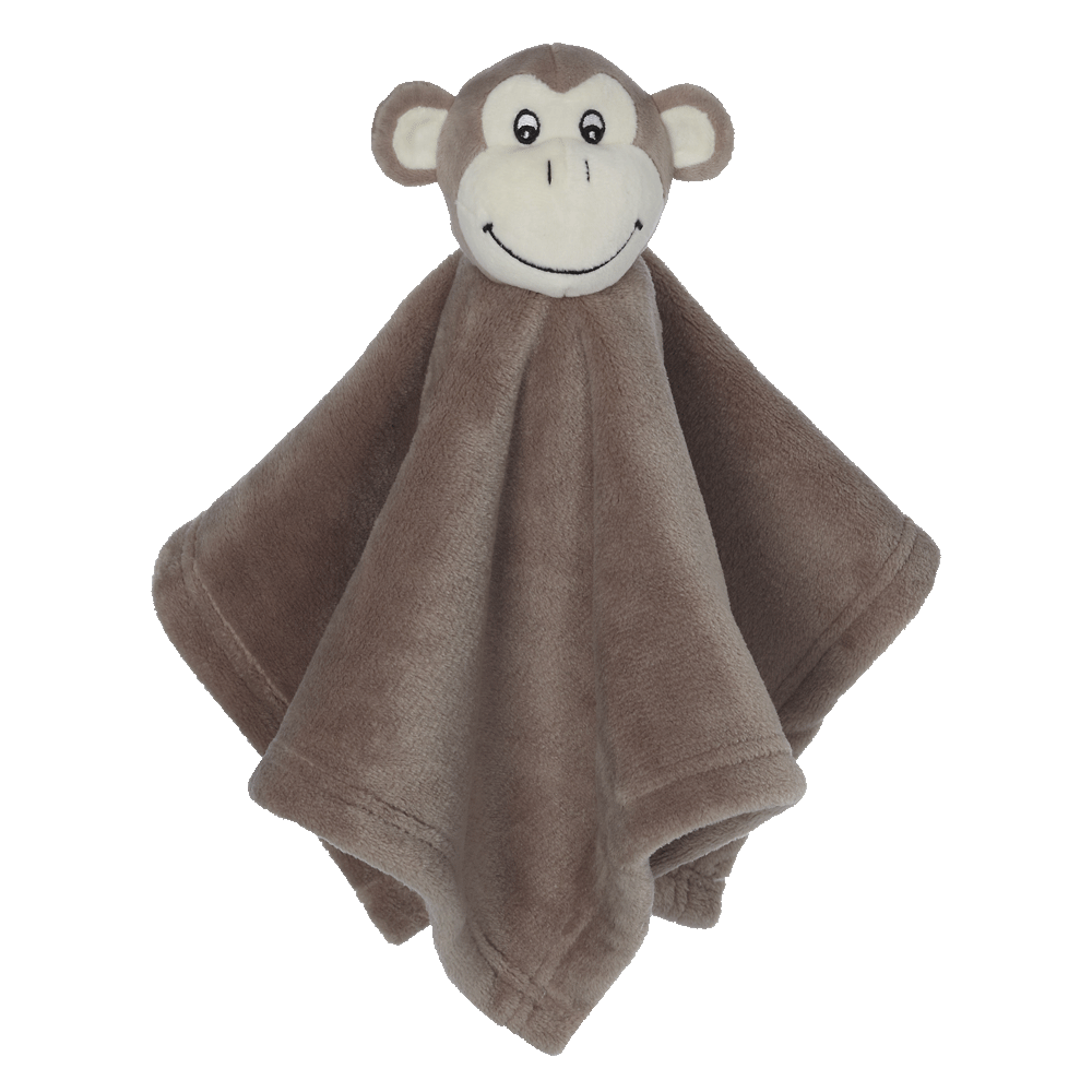 Mini Monkey Blankey Buddy