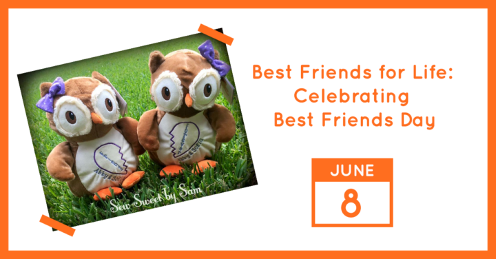 Best Friends for Life: Celebrating Best Friends Day