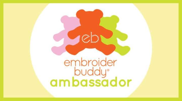 Embroider Buddy® Ambassador