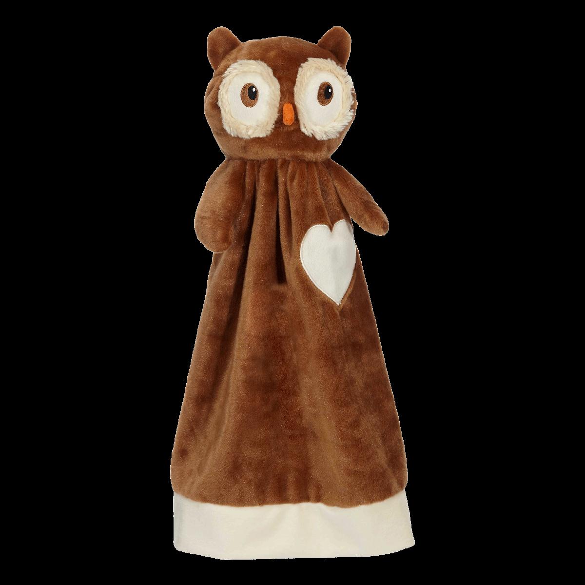 Embroider Buddy® – Blankey Buddy Okie Owl