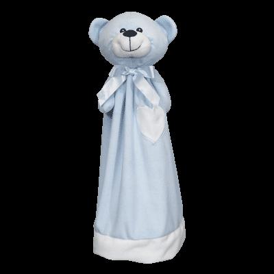 Blankey Buddy Bear, Blue