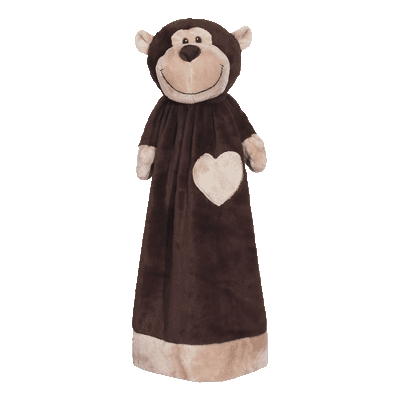 Embroider Buddy® – Blankey Buddy Monty Monkey