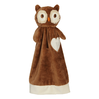 Blankey Buddy Okie Owl