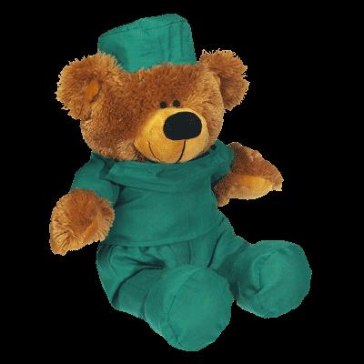 Doctor Scrub Bear