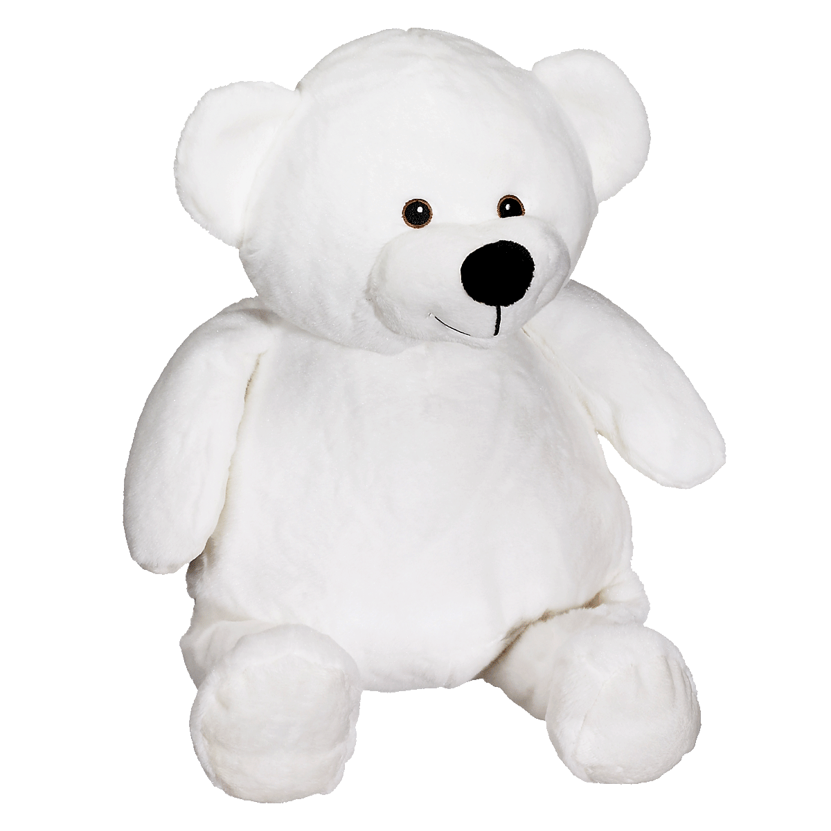 embroider buddy® – Mister Buddy Bear – White