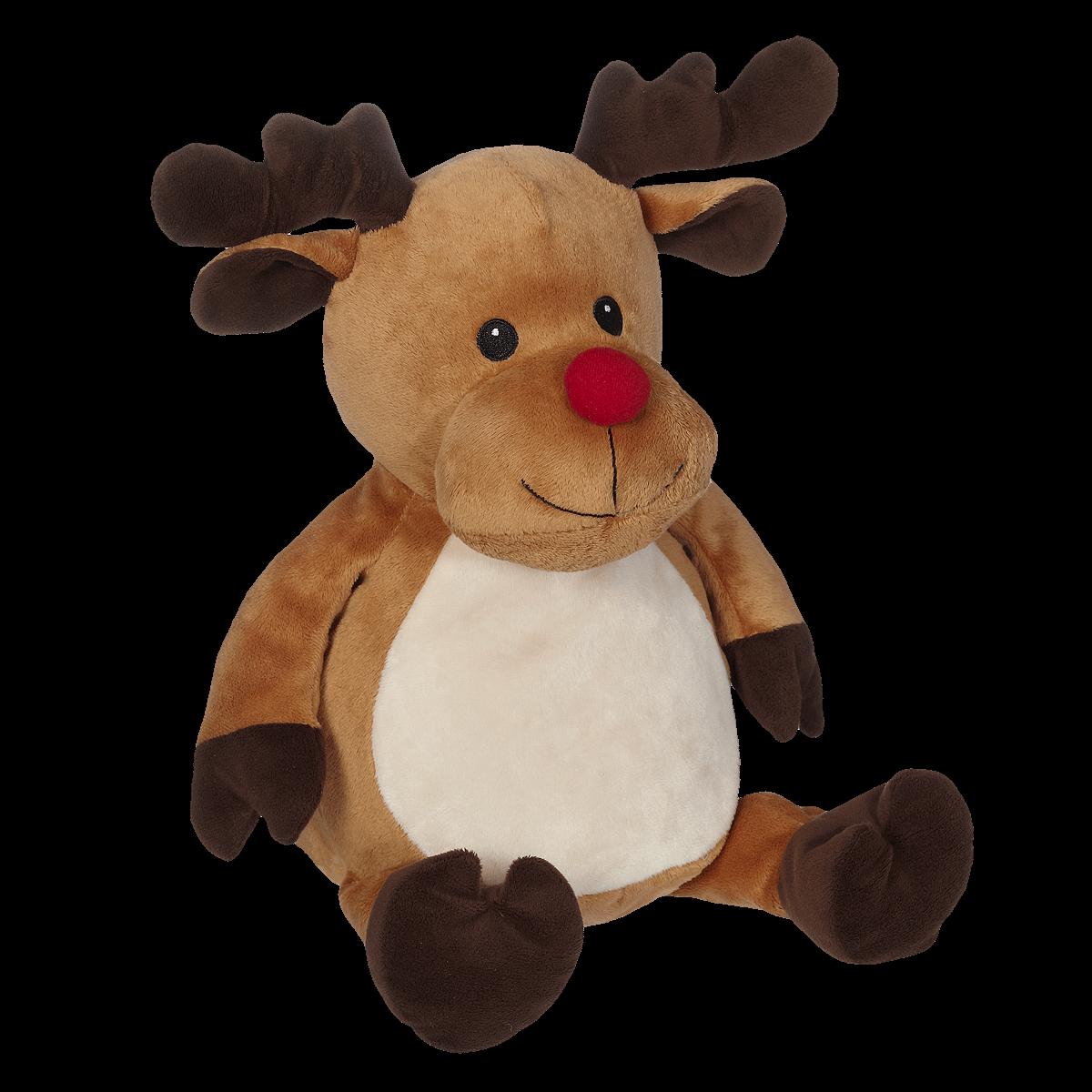 Embroider Buddy® – Randy Reindeer Buddy