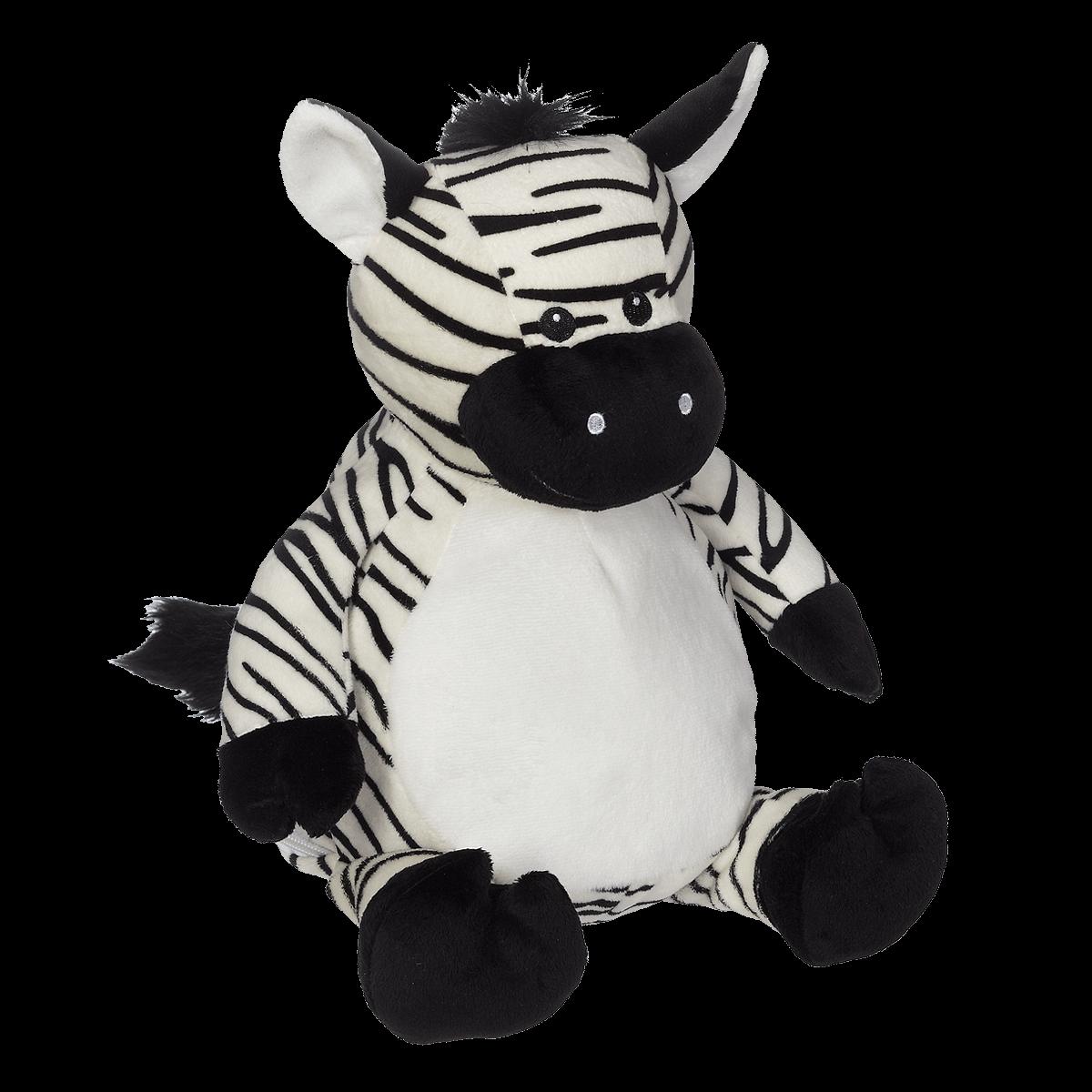 Embroider Buddy® – Zachary Zebra Buddy