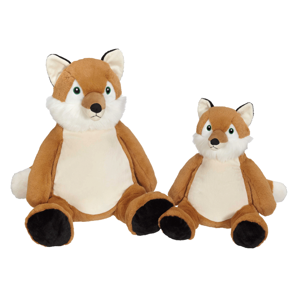 Frederick Buddy Fox and Jumbo Frederick Buddy Fox