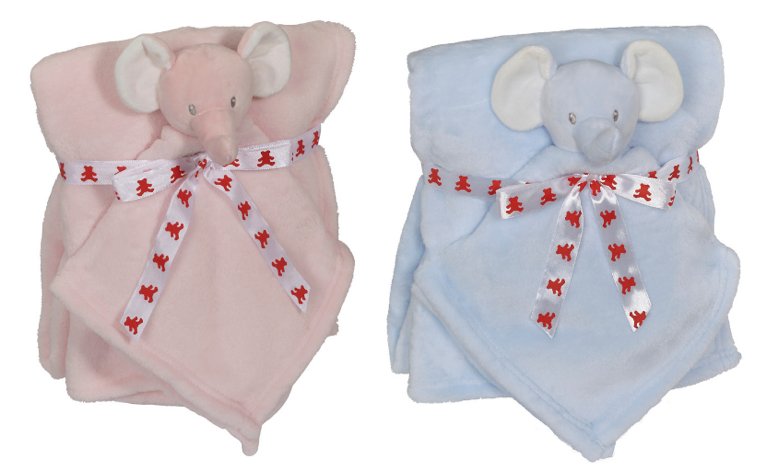 Elephant Buddy Blankeys