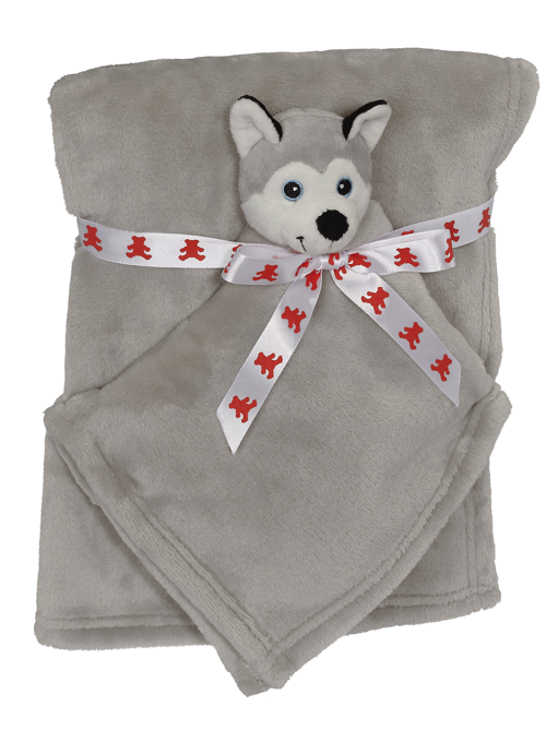 Horatio Husky Blankey Buddy