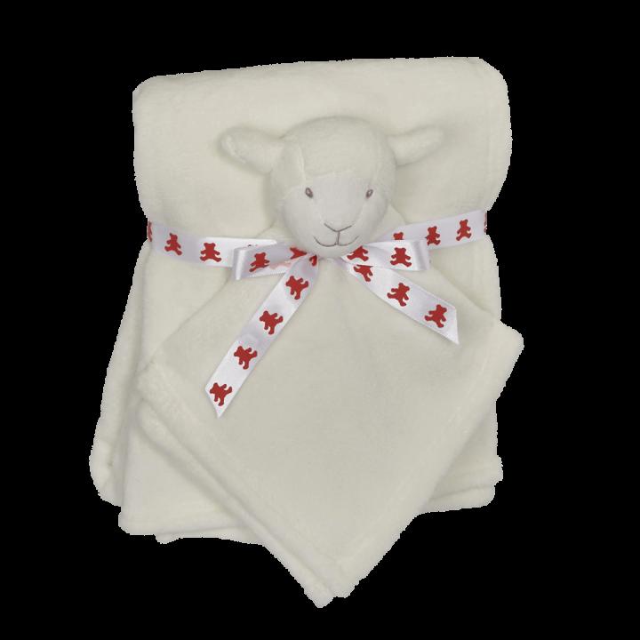 Lamb Blankey Buddy Set