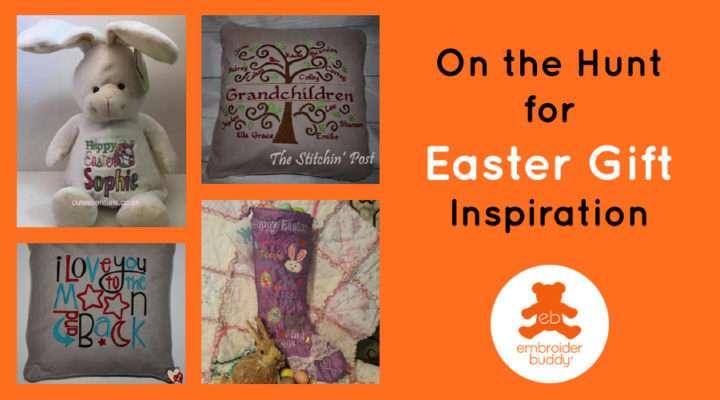 On the Hunt for Easter Gift Inspiration