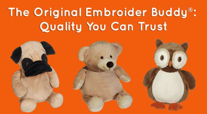 Embroider Buddy®: Quality You Can Trust