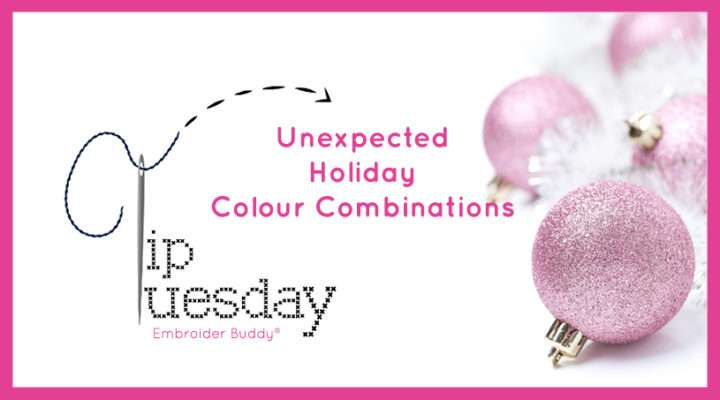 Holiday Colour Combinations