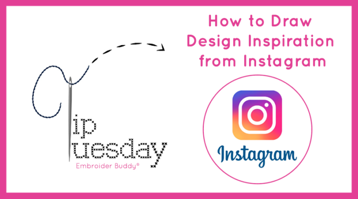 How to Draw Design Inspiration from Instagram