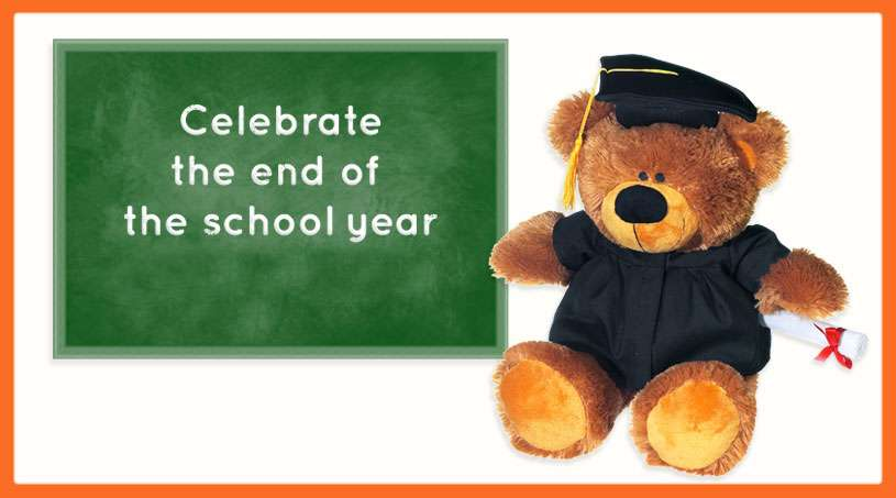 Making the Grade: Celebrate the end of the school year with a Buddy!