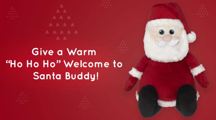"""Give a Warm """"Ho Ho Ho"""" Welcome to Santa Buddy!"""