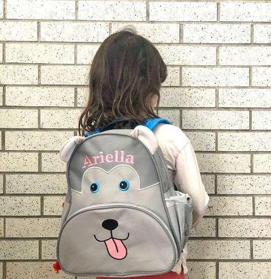 Husky Backpack