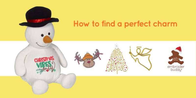 How to find a perfect charm