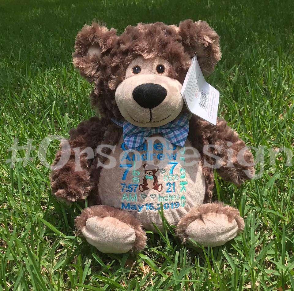Bobby Buddy Bear