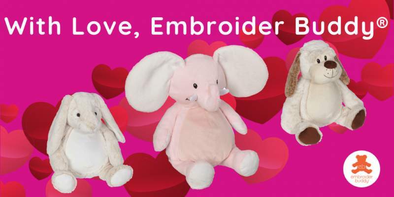With Love, Embroider Buddy®