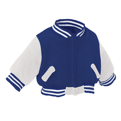 Whatzupwiththat!® Bearwear – Varsity Letterman Jacket