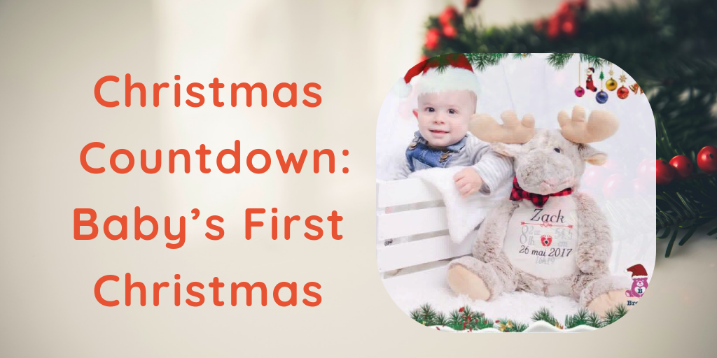 Christmas Countdown: Baby's First Christmas
