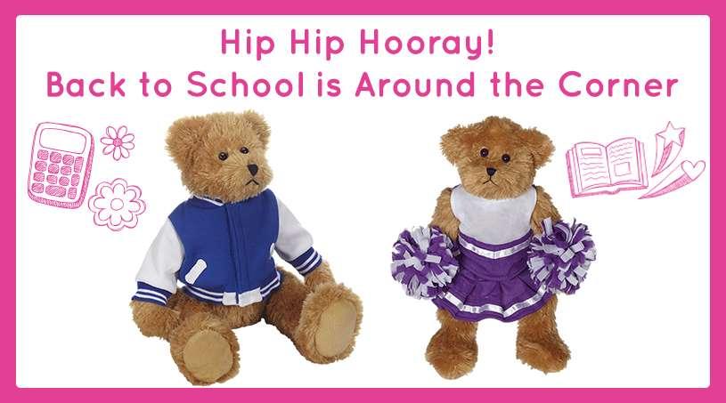 Hip Hip Hooray! Back to School is Around the Corner