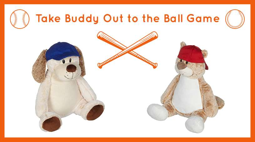 Take Buddy Out to the Ball Game