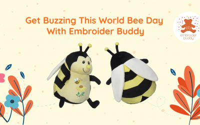 Get Buzzing This World Bee Day With Embroider Buddy®