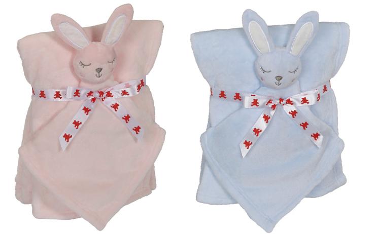 Bunny Blankey Buddies