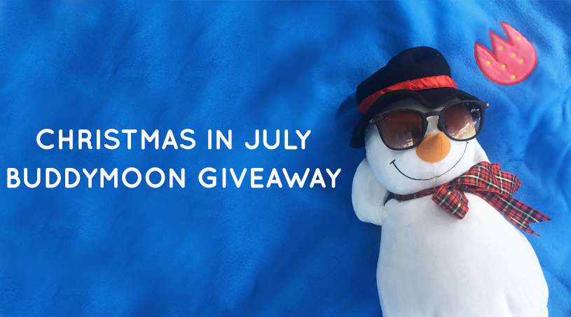 The Embroider Buddy® Christmas in July Buddymoon Giveaway