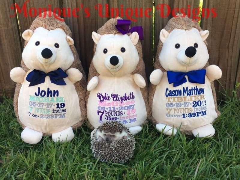 Hedley Hedgehog Buddy