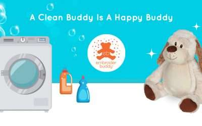 A Clean Buddy Is A Happy Buddy