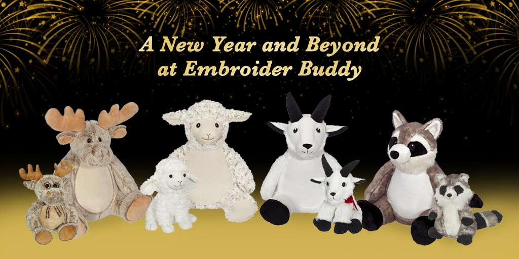 A New Year and Beyond at Embroider Buddy®