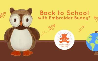 Back to School With Embroider Buddy®!