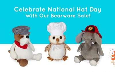 Celebrate National Hat Day With Our Bearware Sale!