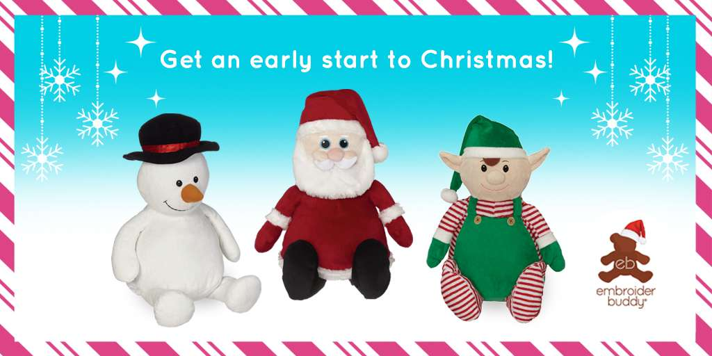 Get an early start to Christmas!