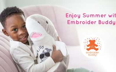 Enjoy Summer with Embroider Buddy®