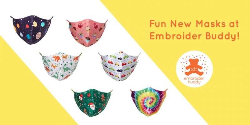 EB-Blog-Fun New Masks at Embroider Buddy!