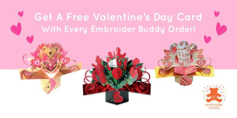 EB-Blog-Get A Free Valentine's Day Card With Every Embroider Buddy Order!