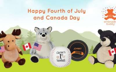 Happy Fourth of July and Canada Day