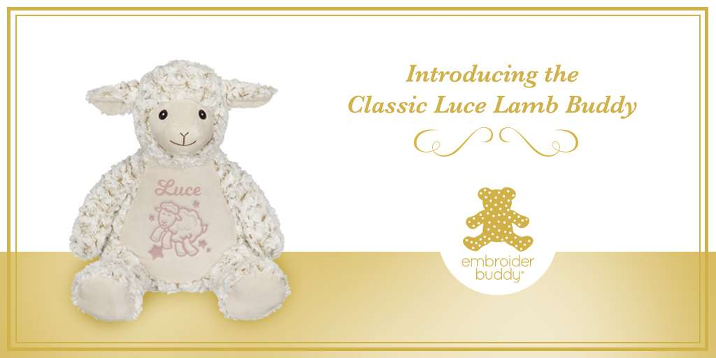 Introducing the Classic Luce Lamb Buddy