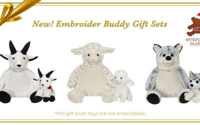 New! Embroider Buddy® Gift Sets