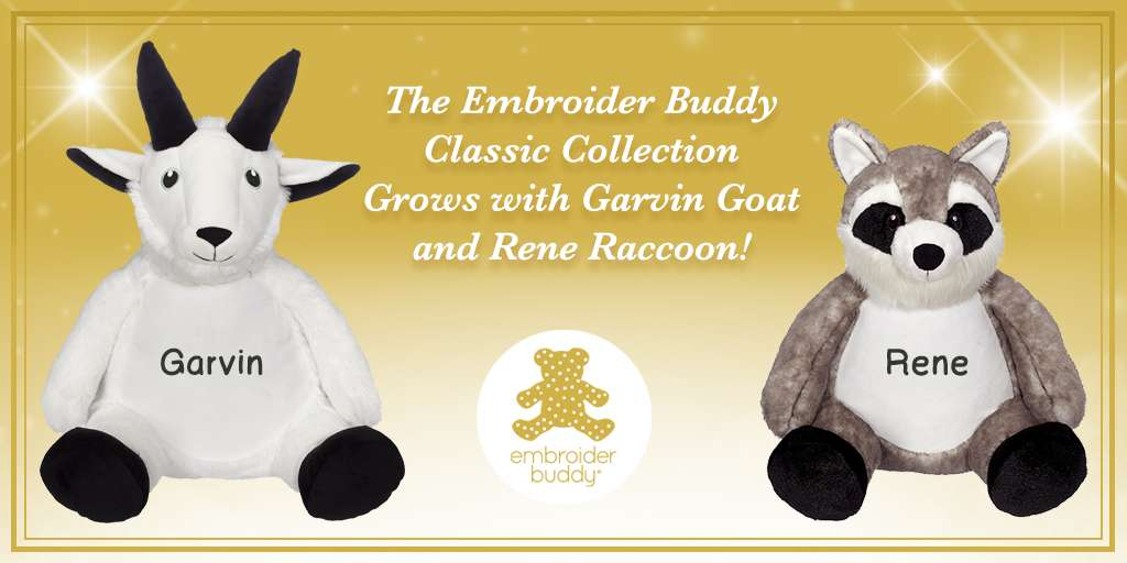 The Embroider Buddy Classic Collection Grows!